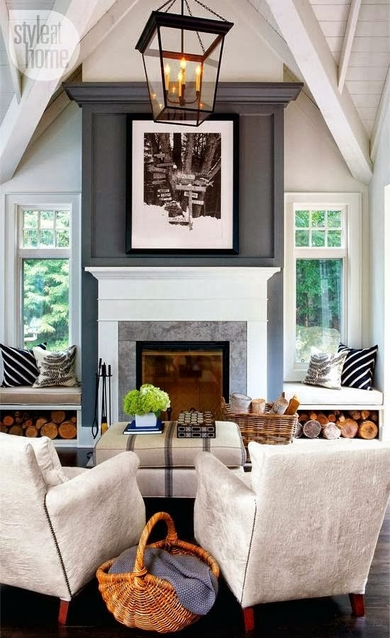 House Envy: Design Dilemma: Decorating Rooms With High Ceilings Pertaining To High Ceiling Wall Accents (Image 6 of 15)