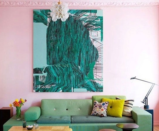 How Has Fabric Wall Art Grown Over The Years? Intended For Modern Fabric Wall Art (View 4 of 15)