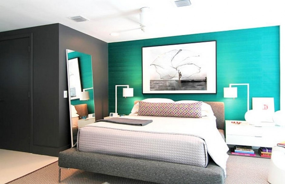 How To Create A Great Accent Wall | Zilla State Throughout Wall Accents For Bedroom (Image 11 of 15)