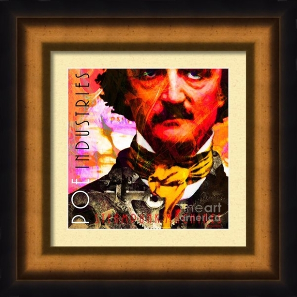 How To Decide Between Framed Prints, Canvas Prints, And Metal With Regard To Famous Art Framed Prints (Image 10 of 15)
