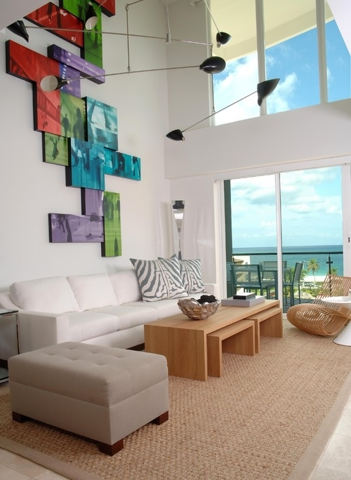 How To Decorate A High Living Room Wall – Meliving #01337Bcd30D3 Inside High Ceiling Wall Accents (Image 7 of 15)
