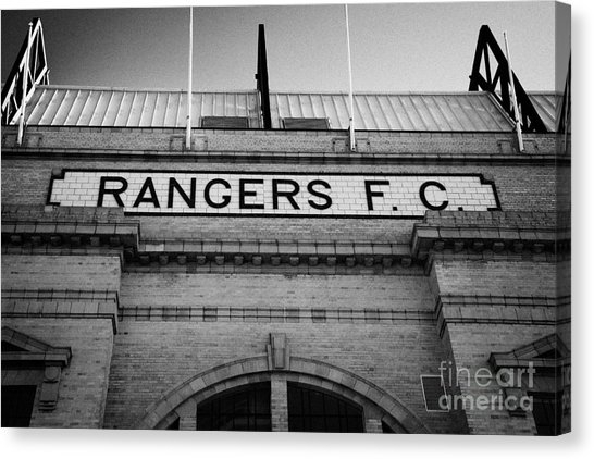 Ibrox Canvas Prints | Fine Art America With Regard To Glasgow Canvas Wall Art (View 10 of 15)