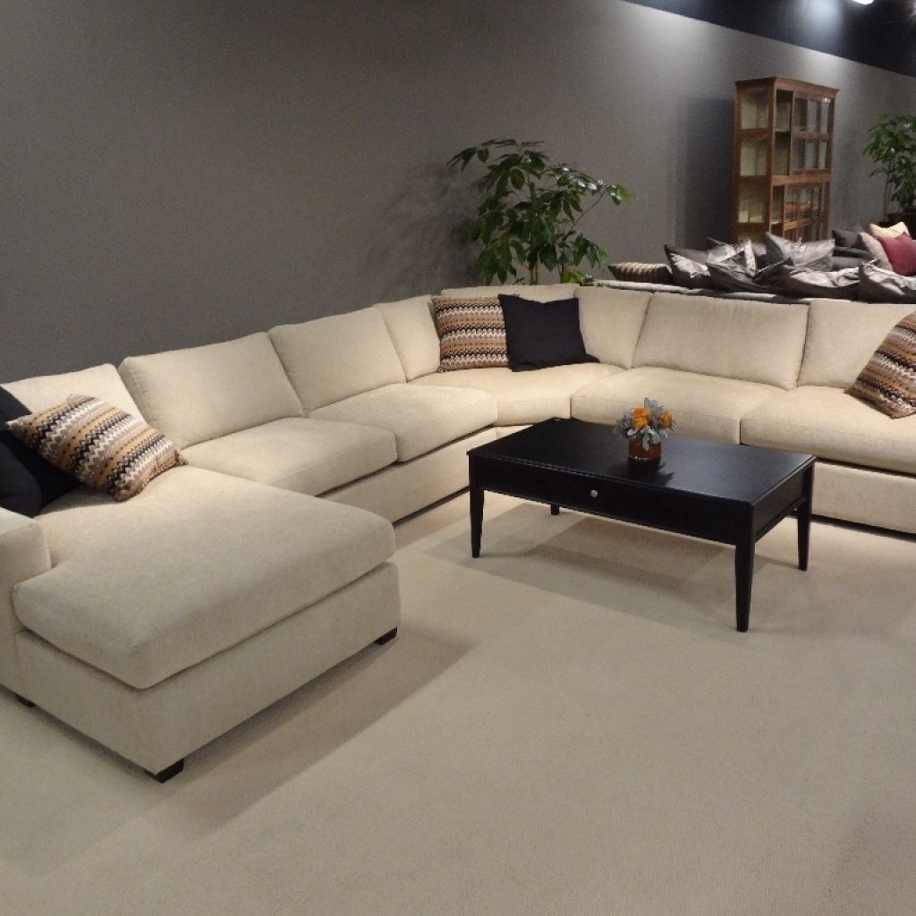 Incredible Down Filled Sectional Sofas – Buildsimplehome Intended For Down Filled Sofas (Image 5 of 10)
