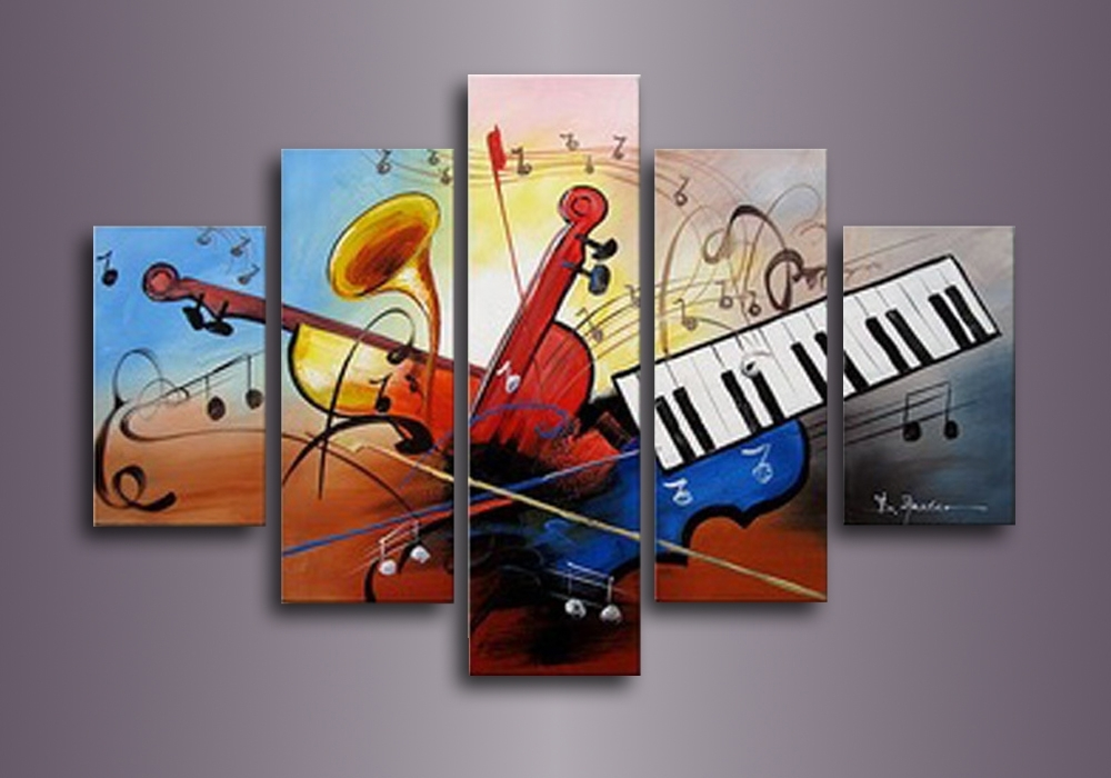 Inspiration 40+ Piano Wall Art Inspiration Of Piano Art Wood Wall With Regard To Abstract Piano Wall Art (Image 11 of 15)
