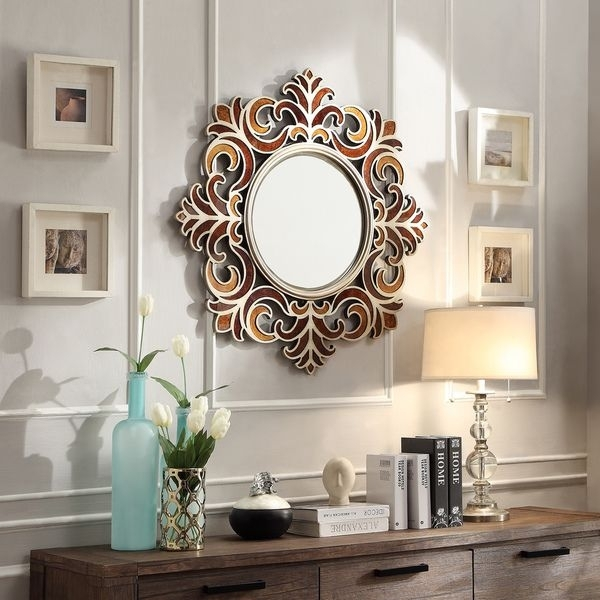 Featured Image of Mirrors Wall Accents