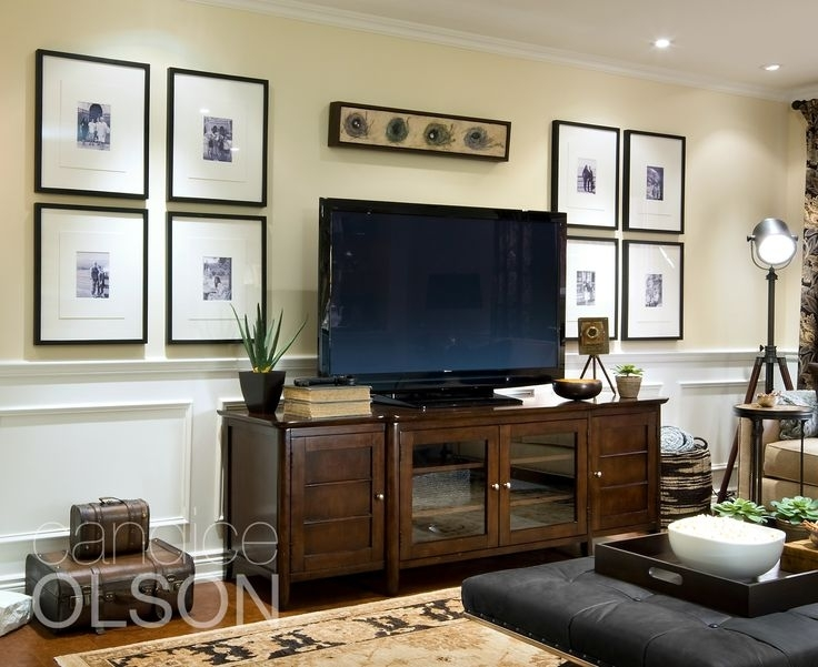 Inspiring Nice Living Rooms With Tv And Living Room Modern With Tv For Wall Accents With Tv (View 6 of 15)