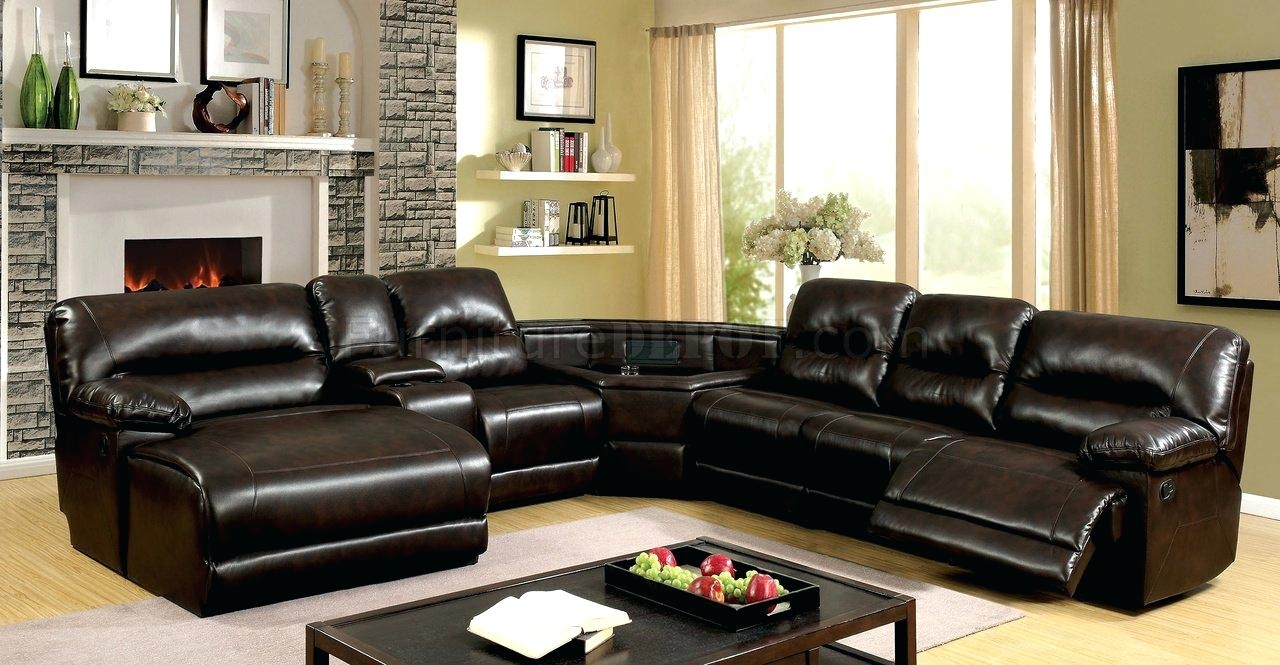 Interior. Reclining Sectional Sofas - regarding Sectional Sofas at Barrie