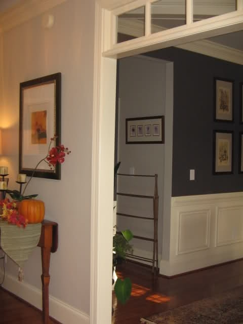 Iron Mountainthat's Revere Pewter In The Back Hall Where The Throughout Wall Accents For Revere Pewter (Image 8 of 15)