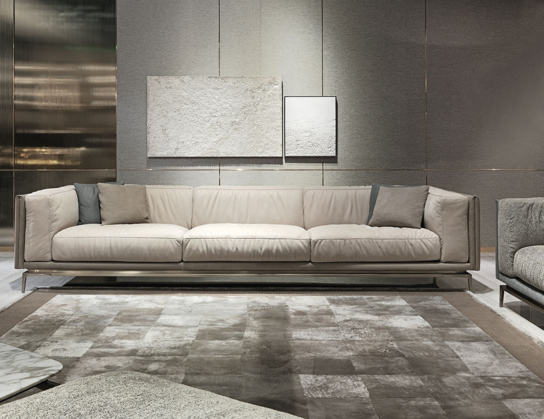 Italian Designer Luxury High End Sofas & Sofa Chairs: Nella Vetrina Pertaining To Luxury Sofas (Image 3 of 10)