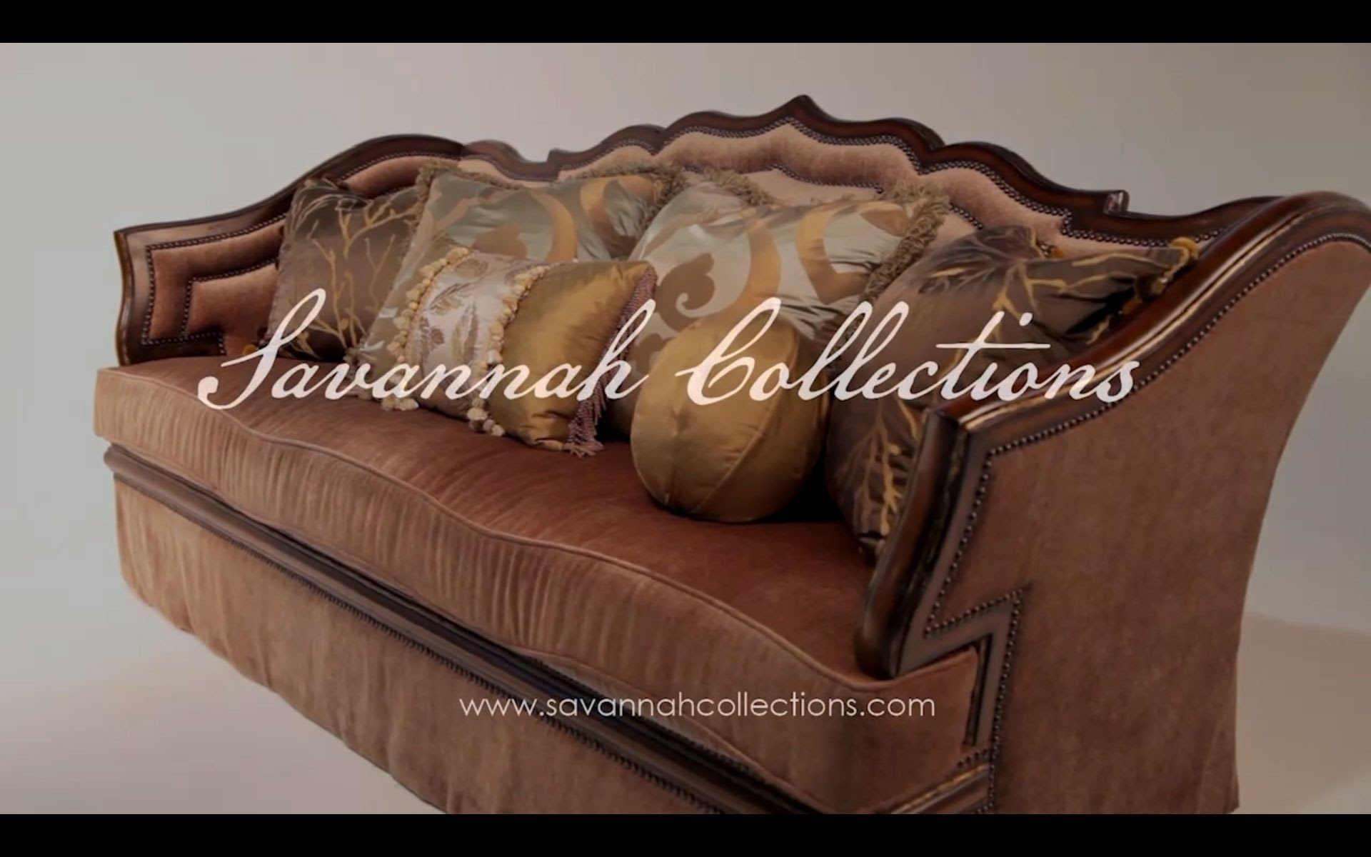 Italian Furniture Sofasavannah Collections Mathis Brothers – Youtube Inside Mathis Brothers Sectional Sofas (Image 3 of 10)