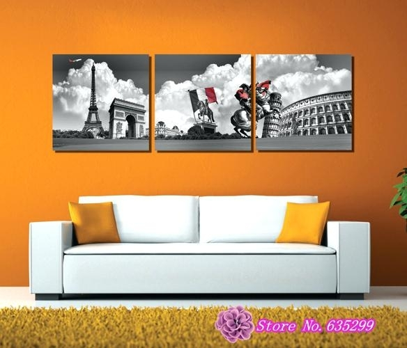 Italy Wall Art – Hydroloop Intended For Italy Canvas Wall Art (View 10 of 15)