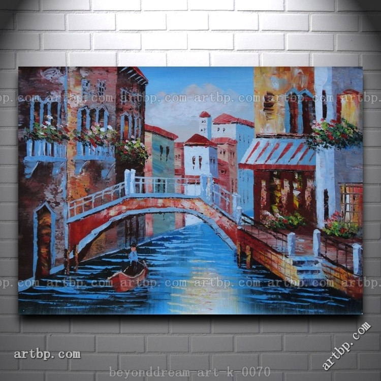 Italy Wall Art – Wall Art Ideas Within Italy Canvas Wall Art (View 6 of 15)