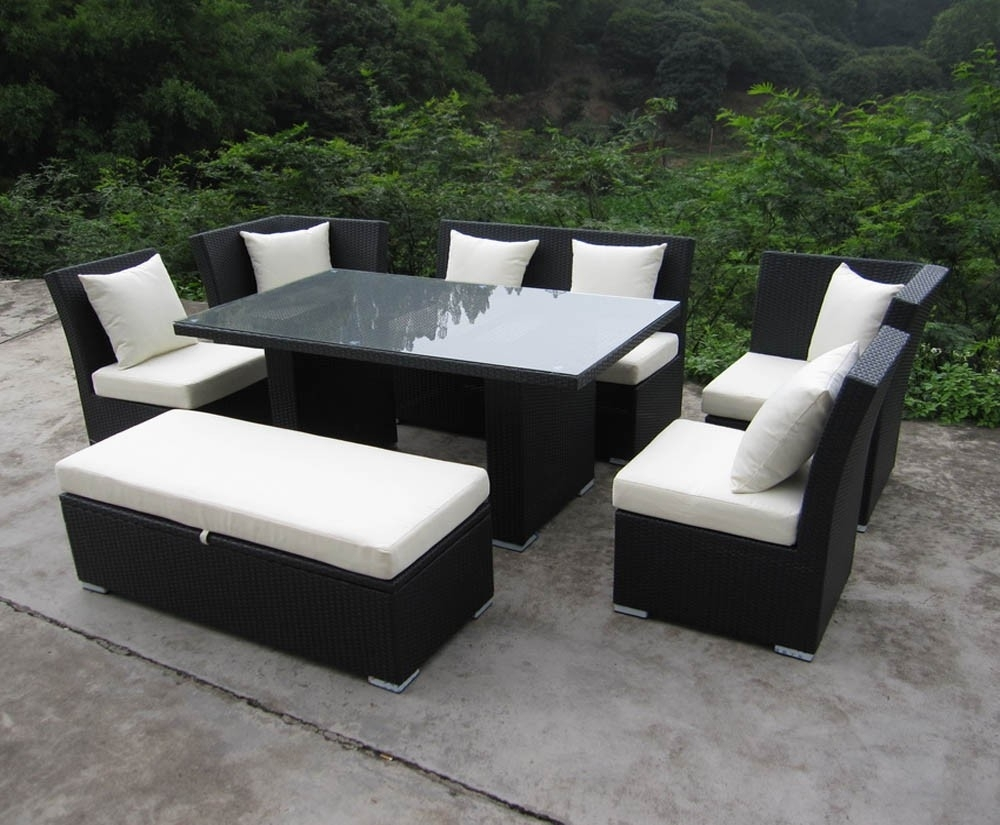Featured Photo of Jamaica Sectional Sofas