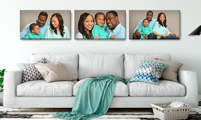 Jcpenney Portraits – Up To 85% Off – Cupertino, Ca | Groupon For Jcpenney Canvas Wall Art (View 1 of 15)