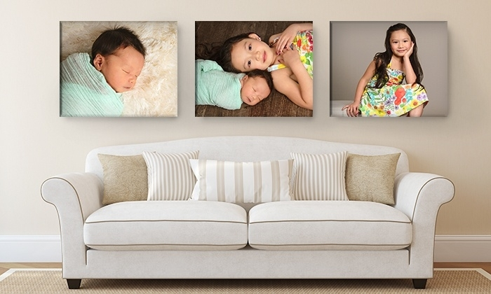 Jcpenney Portraits - Up To 85% Off - Cupertino, Ca | Groupon in Jcpenney Canvas Wall Art