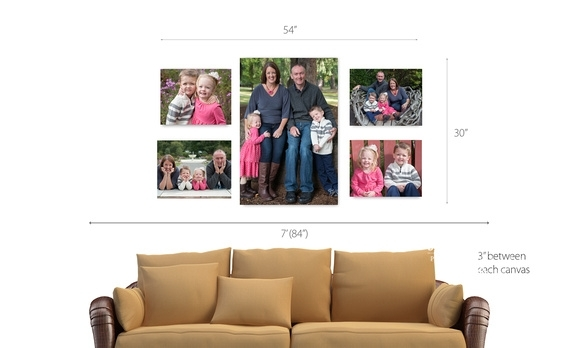 Jennifer Laroche Photography | Tips For Choosing Photo Canvas Wall pertaining to Groupings Canvas Wall Art