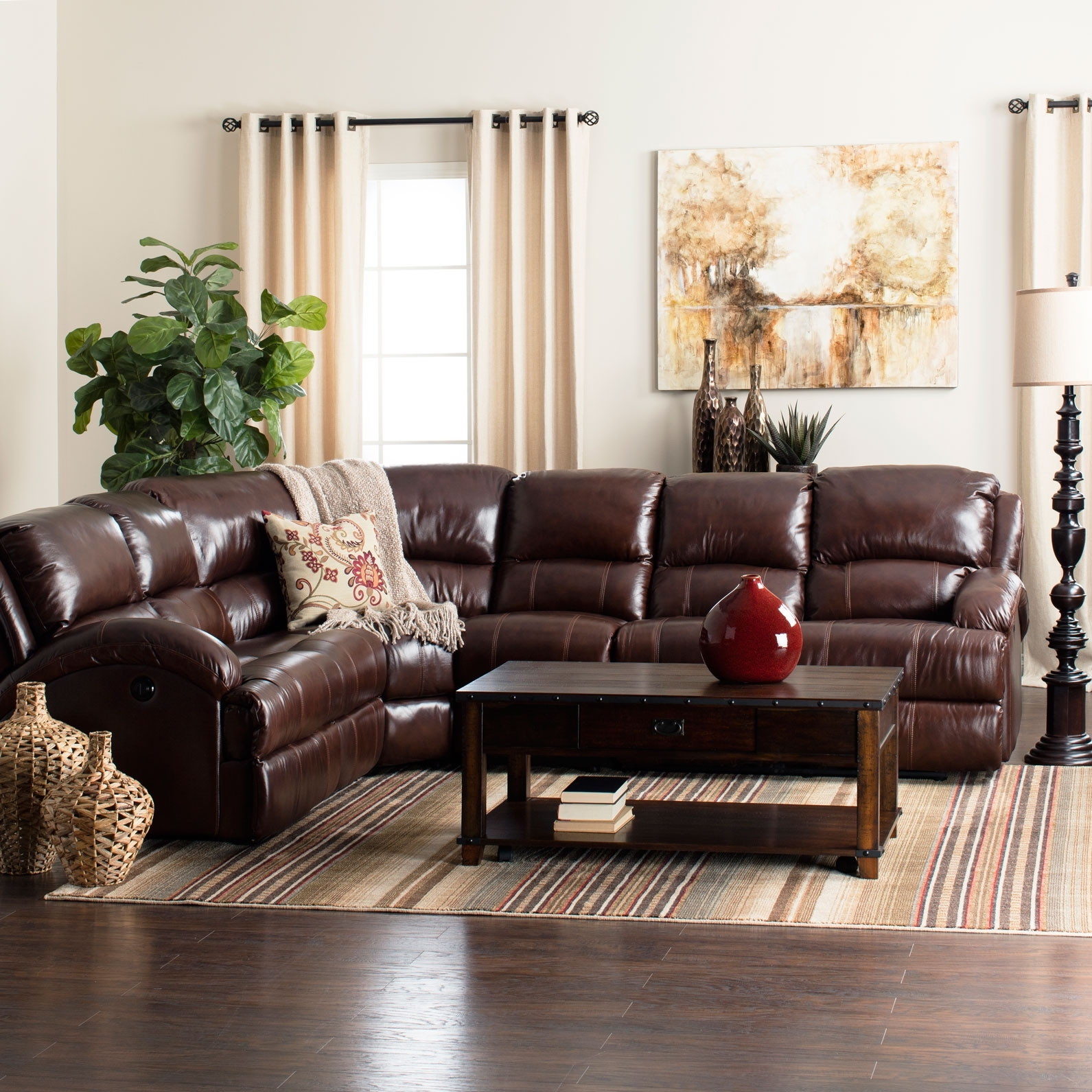 Romero Living Room Sectional Jerome 039 S Furniture: 10 Collection Of Jerome's Sectional Sofas