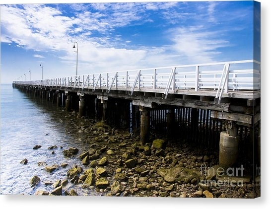 Jetty Canvas Prints (Page #36 Of 482) | Fine Art America Pertaining To Jetty Canvas Wall Art (Image 9 of 15)