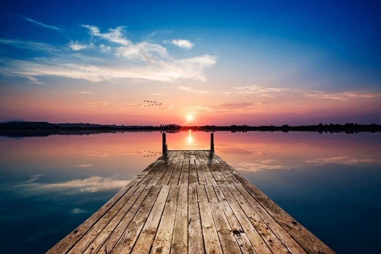 Featured Photo of Jetty Canvas Wall Art