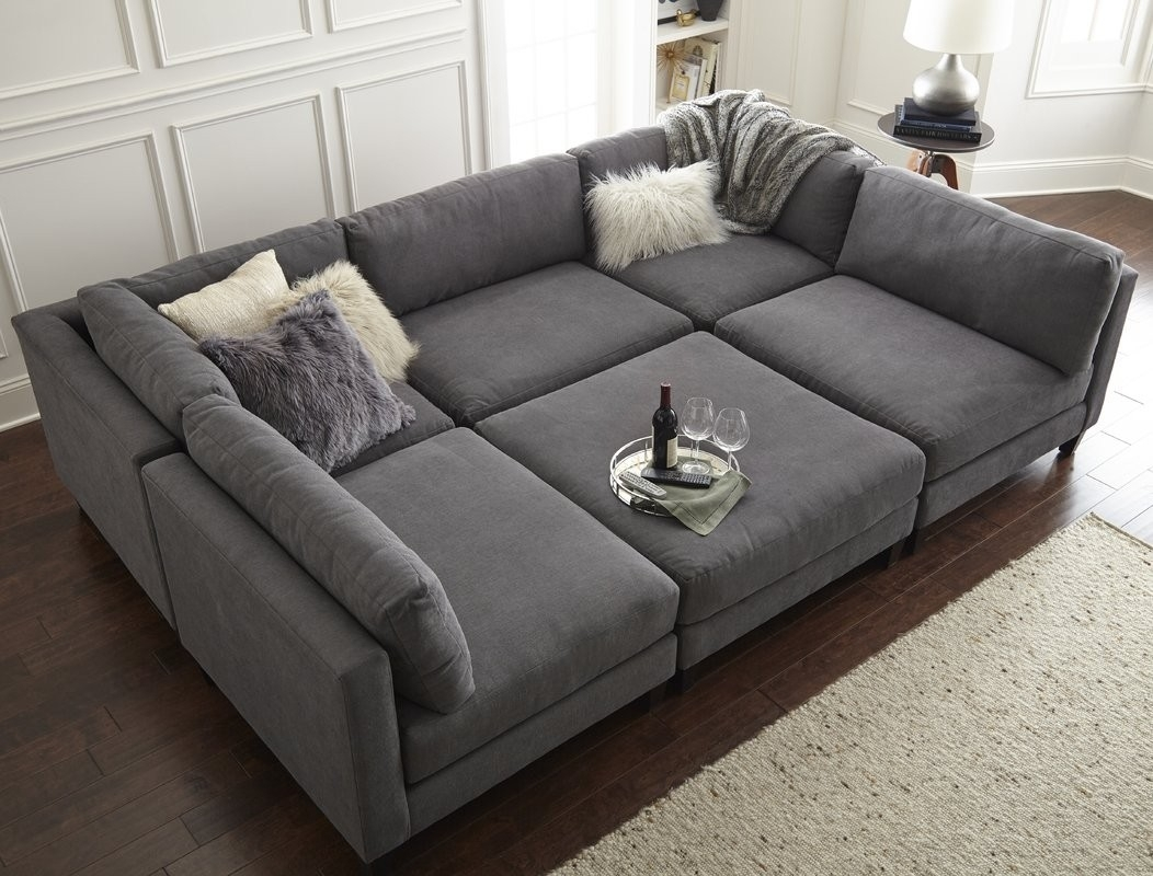 Joss And Main Sectional Sofa - Home Design Ideas And Pictures with regard to Joss and Main Sectional Sofas