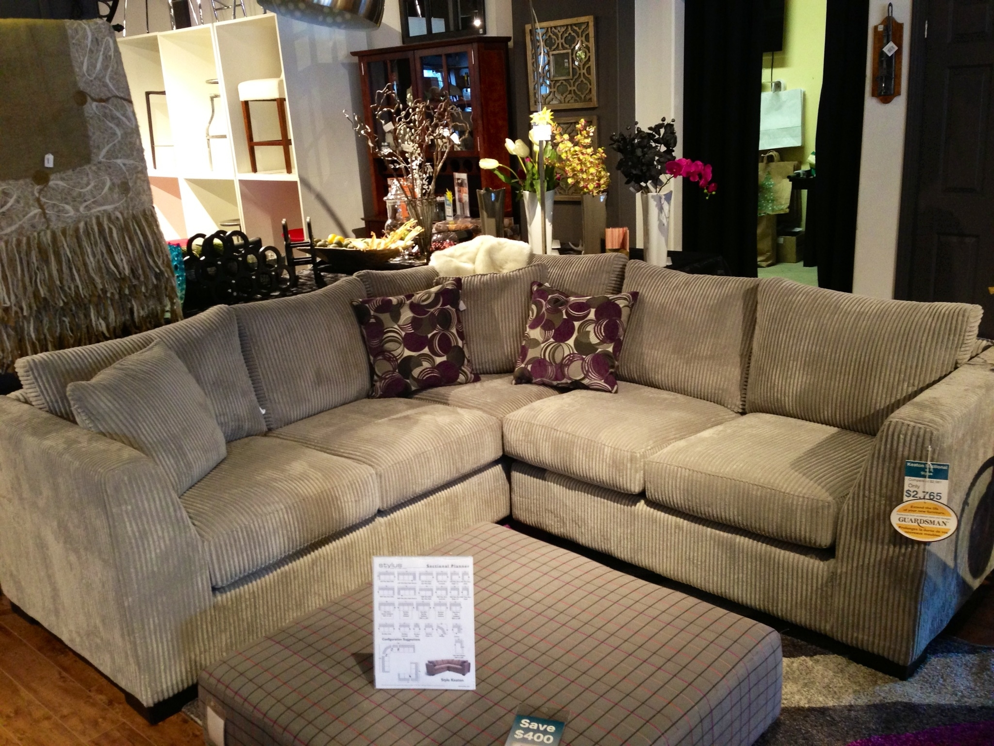Featured Photo of Kamloops Sectional Sofas