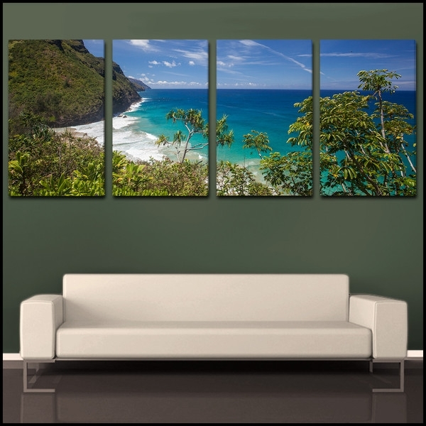 Featured Image of Hawaii Canvas Wall Art