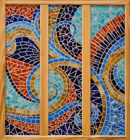 Keeping An Eye On Other Artists « Art Biz Blog With Regard To Abstract Mosaic Art On Wall (View 4 of 15)