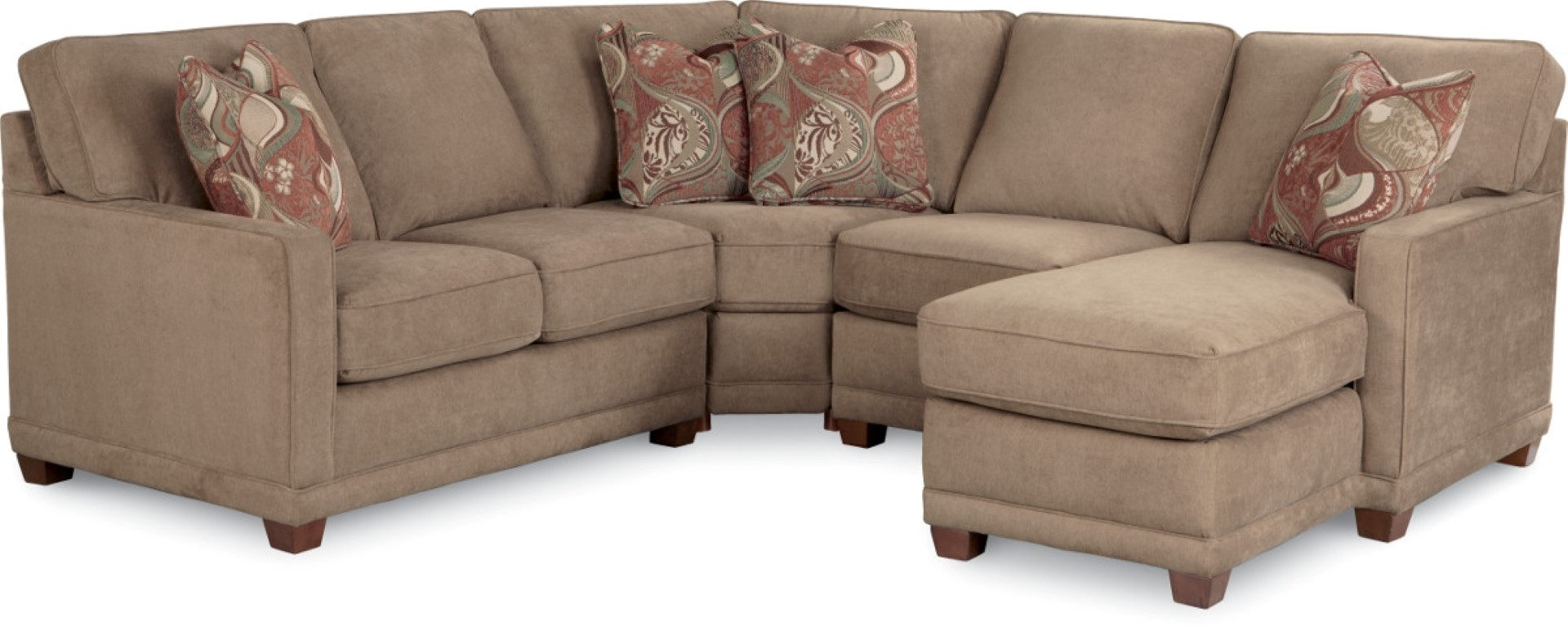 Kennedy Sectional Sofa – Town & Country Furniture With Regard To La Z Boy Sectional Sofas (Image 4 of 10)