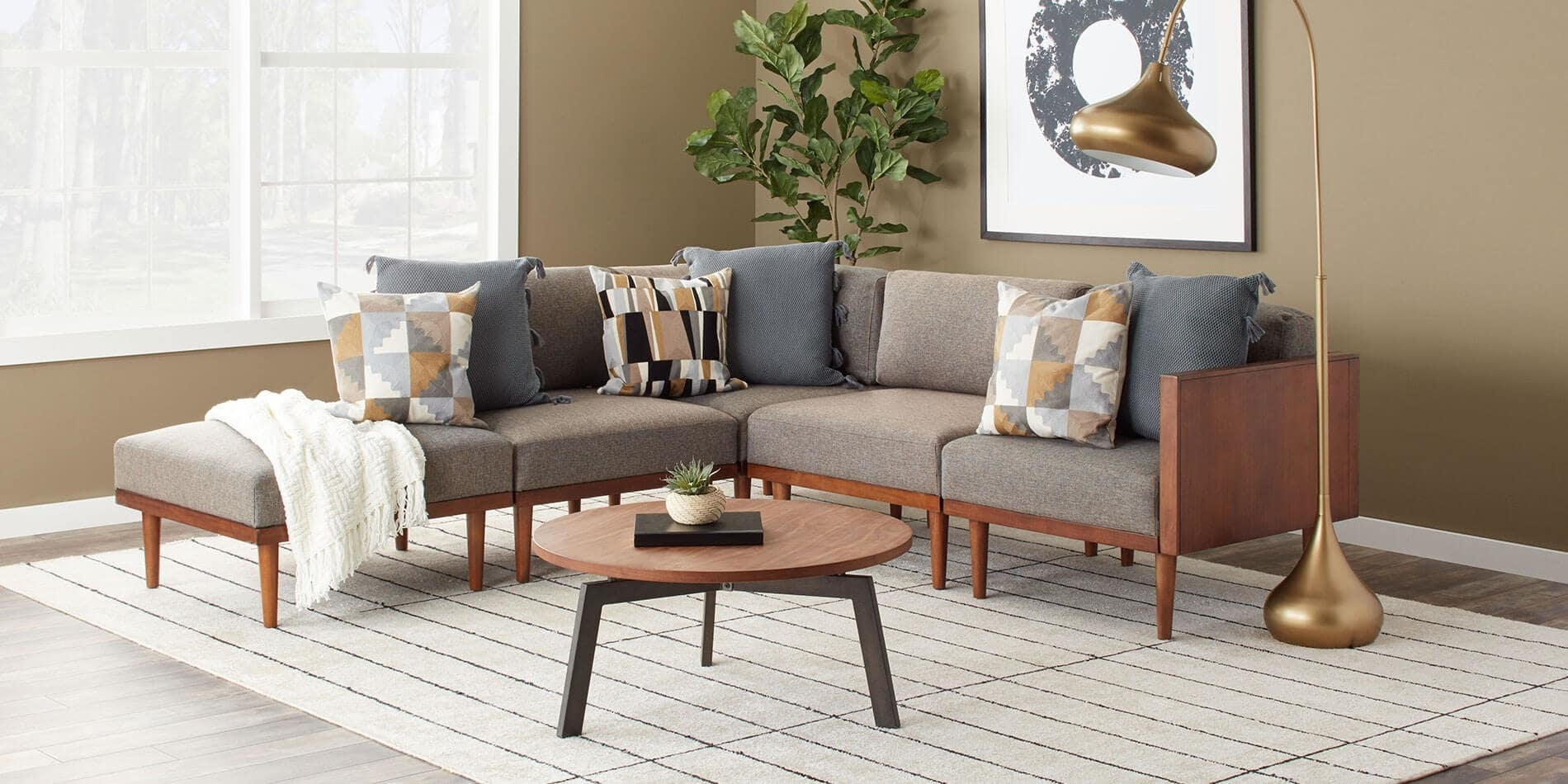 Kitchen : Living Room Cm6156Gy Sect Sectional Best Couchesk For Sets With Nh Sectional Sofas (Image 5 of 10)