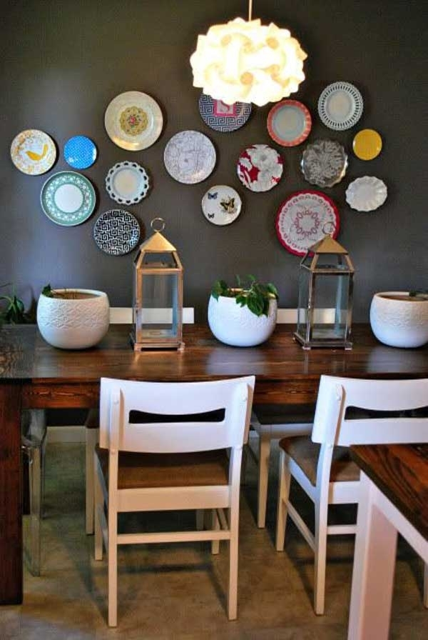 Kitchen Wall Decorations Ideas Gallery Of Art Pic On Kitchen Wall Inside Wall Accents For Kitchen (View 9 of 15)