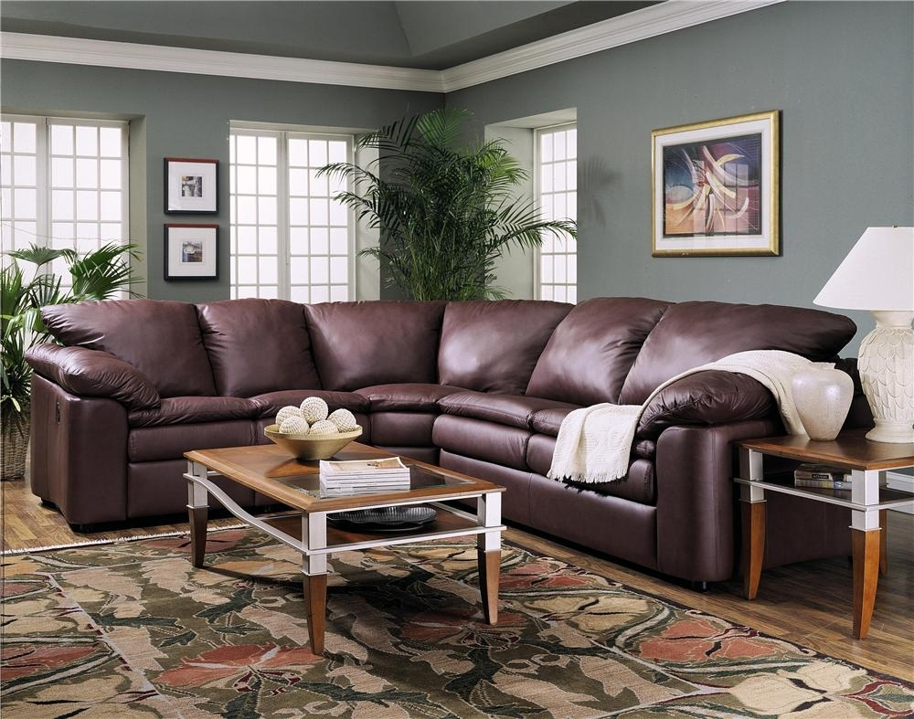 Klaussner Legacy Dual Reclining Left Arm Loveseat And Right Arm Regarding Johnny Janosik Sectional Sofas (Image 8 of 10)