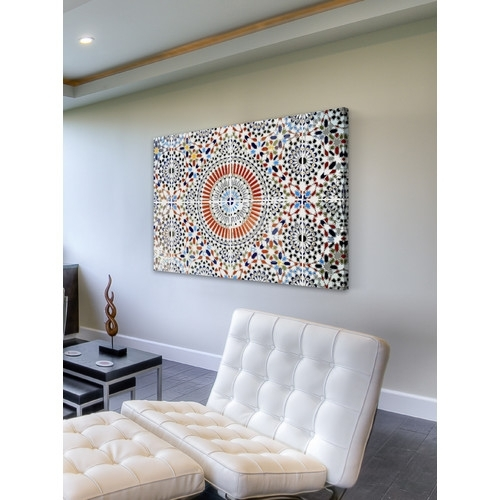 Kortoba Art Print On Canvas | Temple & Webster Pertaining To Kortoba Canvas Wall Art (Image 9 of 15)