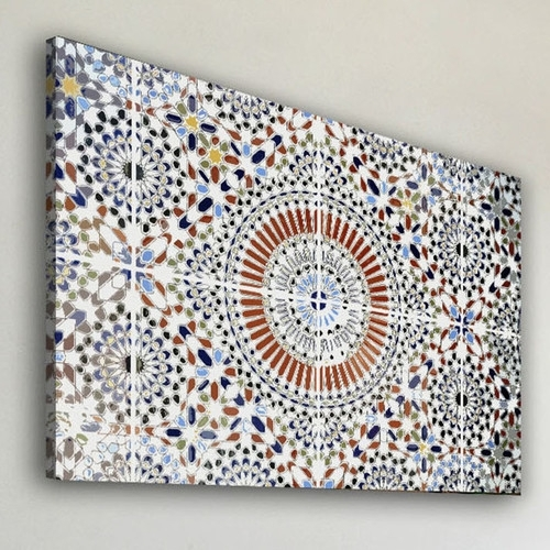 Kortoba Canvas Wall Art | Temple & Webster For Kortoba Canvas Wall Art (Image 10 of 15)