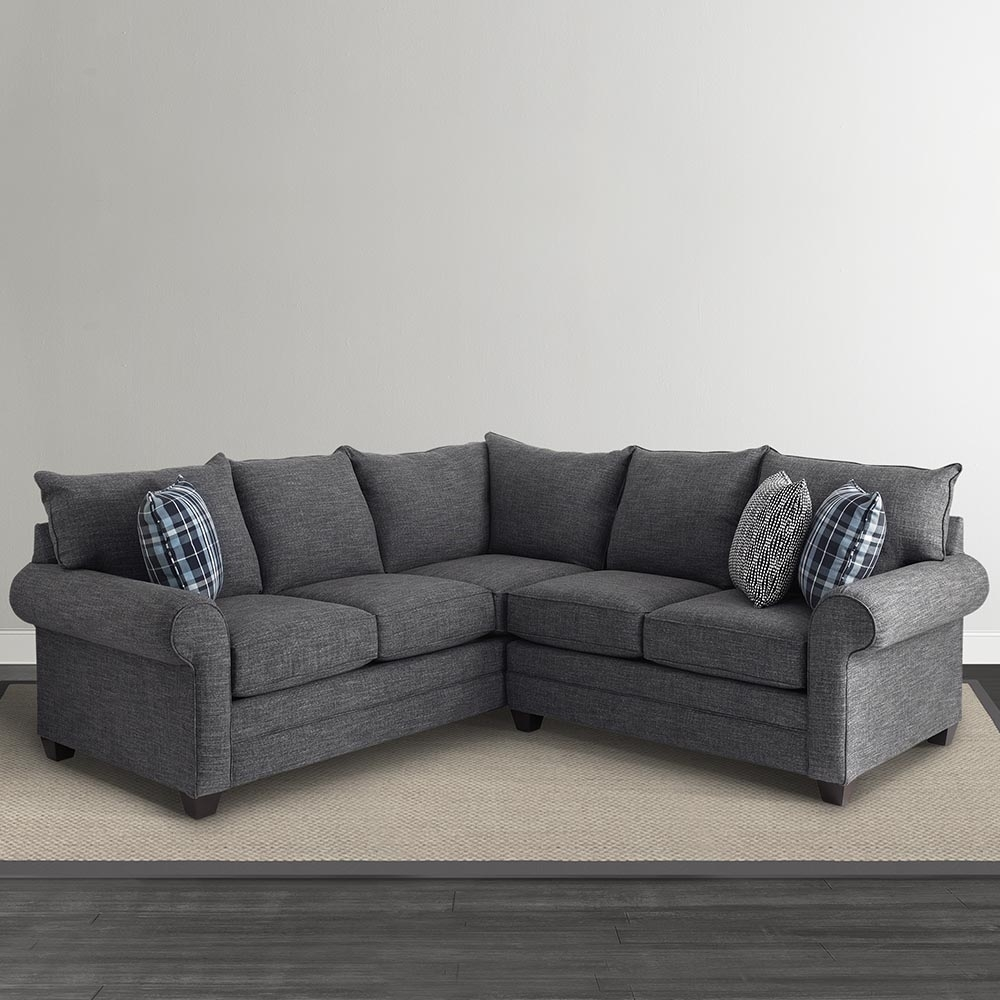 L Shaped Sectional Sofa | Salevbags Inside Scarborough Sectional Sofas (Image 6 of 10)