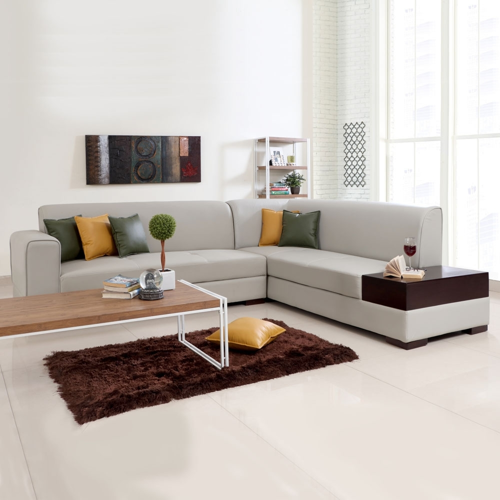 L Shaped Sofas In L Shaped Sofas (View 4 of 10)