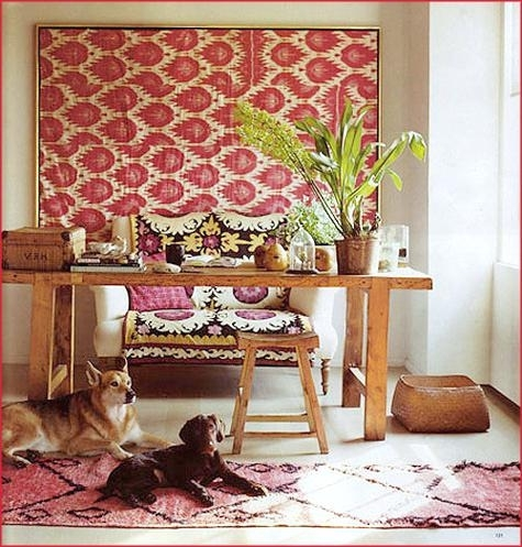 Large Fabric Wall Art Textiles As Wall Art Adding Patterns To Your Within Large Print Fabric Wall Art (View 11 of 15)