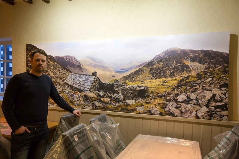 Large Lake District Landscape Photography Canvas Prints With Regard To Lake District Canvas Wall Art (View 6 of 15)