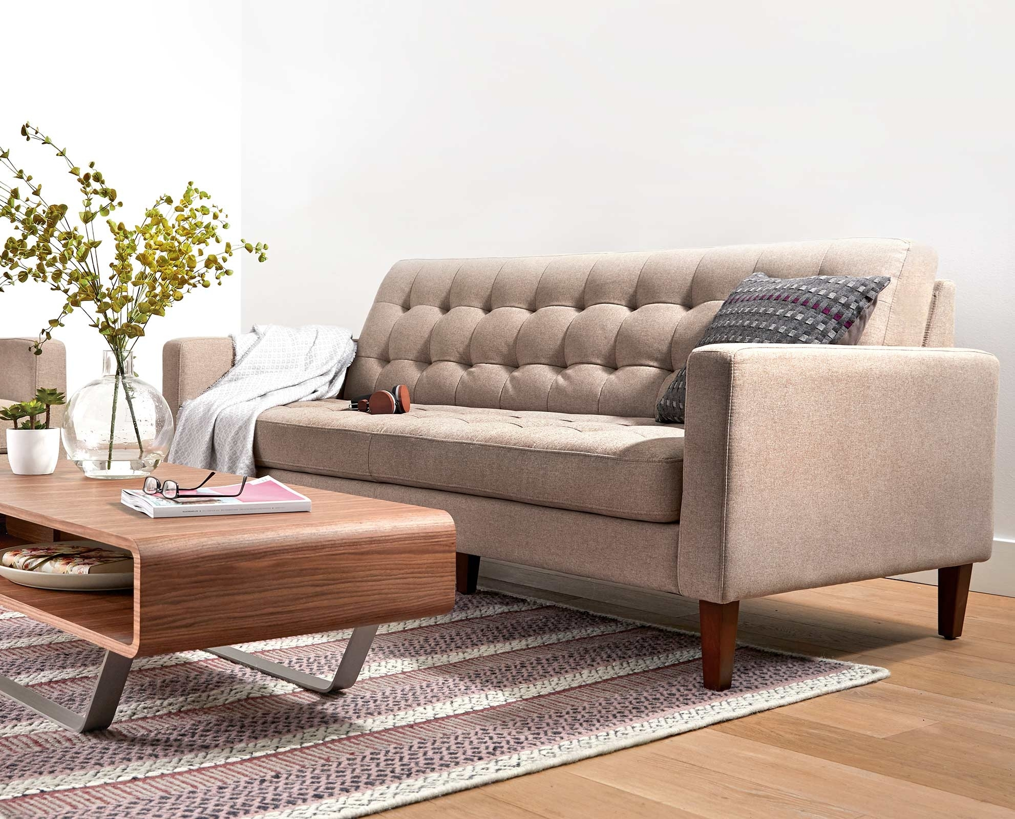 Laura Sofa From Dania Furniture | Living Room Furniture | Pinterest with regard to Dania Sectional Sofas