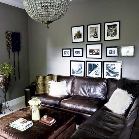 Lavish Brighton Penthouse On The Market For £700,000, But It Has Regarding Brown Couch Wall Accents (Image 9 of 15)