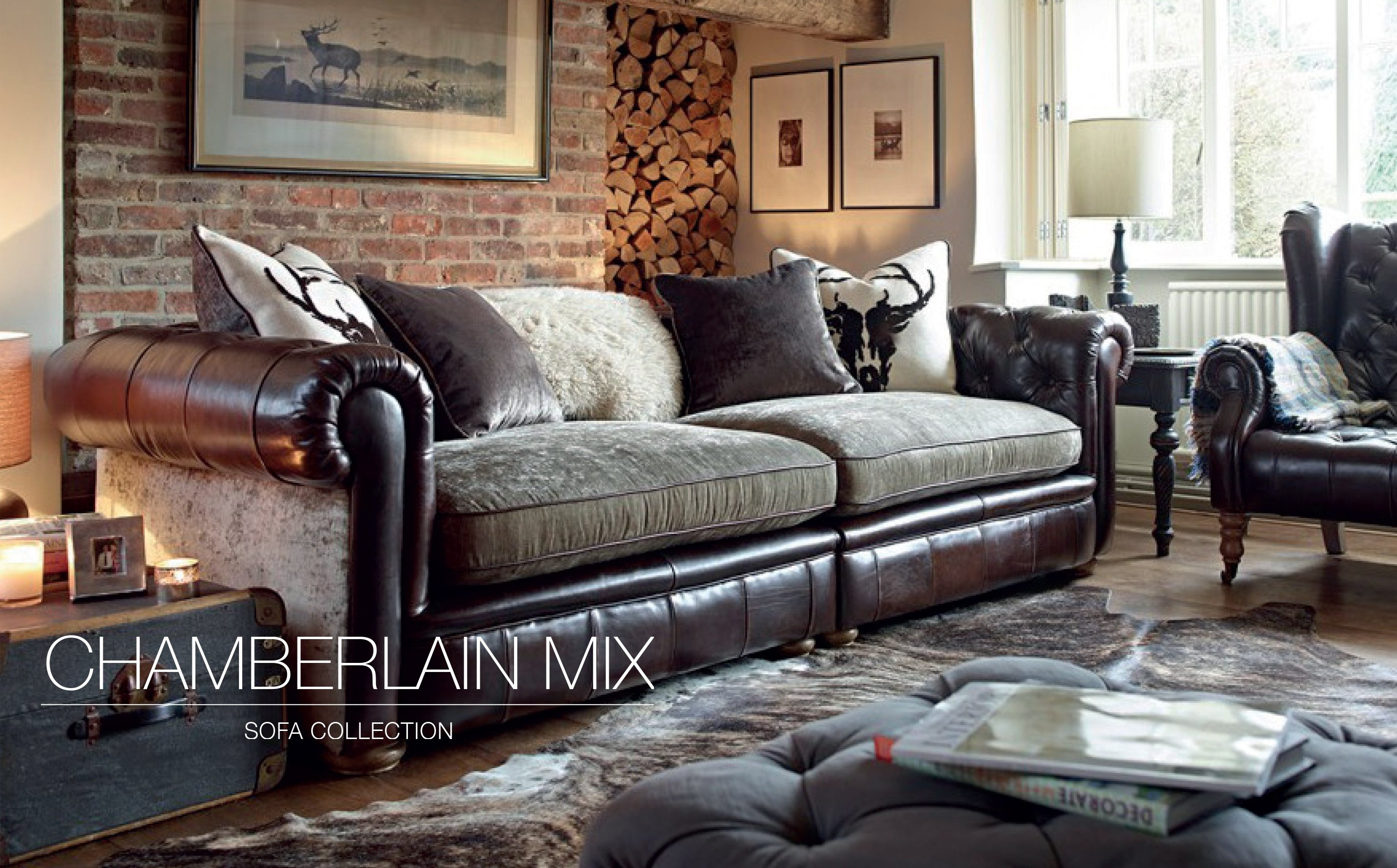 Leather And Cloth Sofa Fabric Mix Free Sofas Center Mixing Dfs Uk Throughout Leather And Cloth Sofas (View 6 of 10)