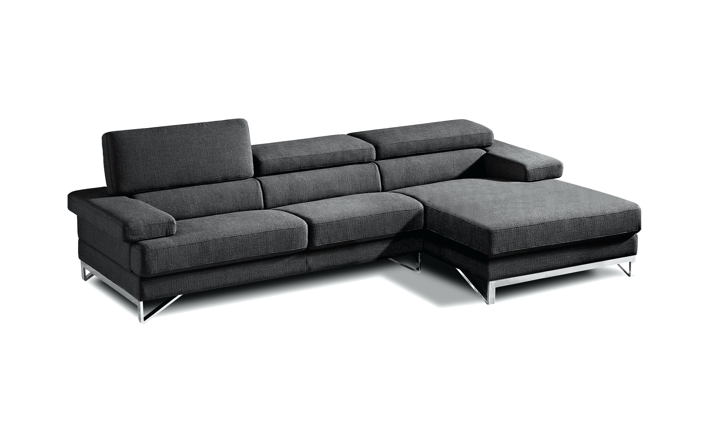Leather Sectional Sofa Bed Sas Sa21 Sa Canada Vancouver Edmonton For Kijiji Edmonton Sectional Sofas (Image 6 of 10)