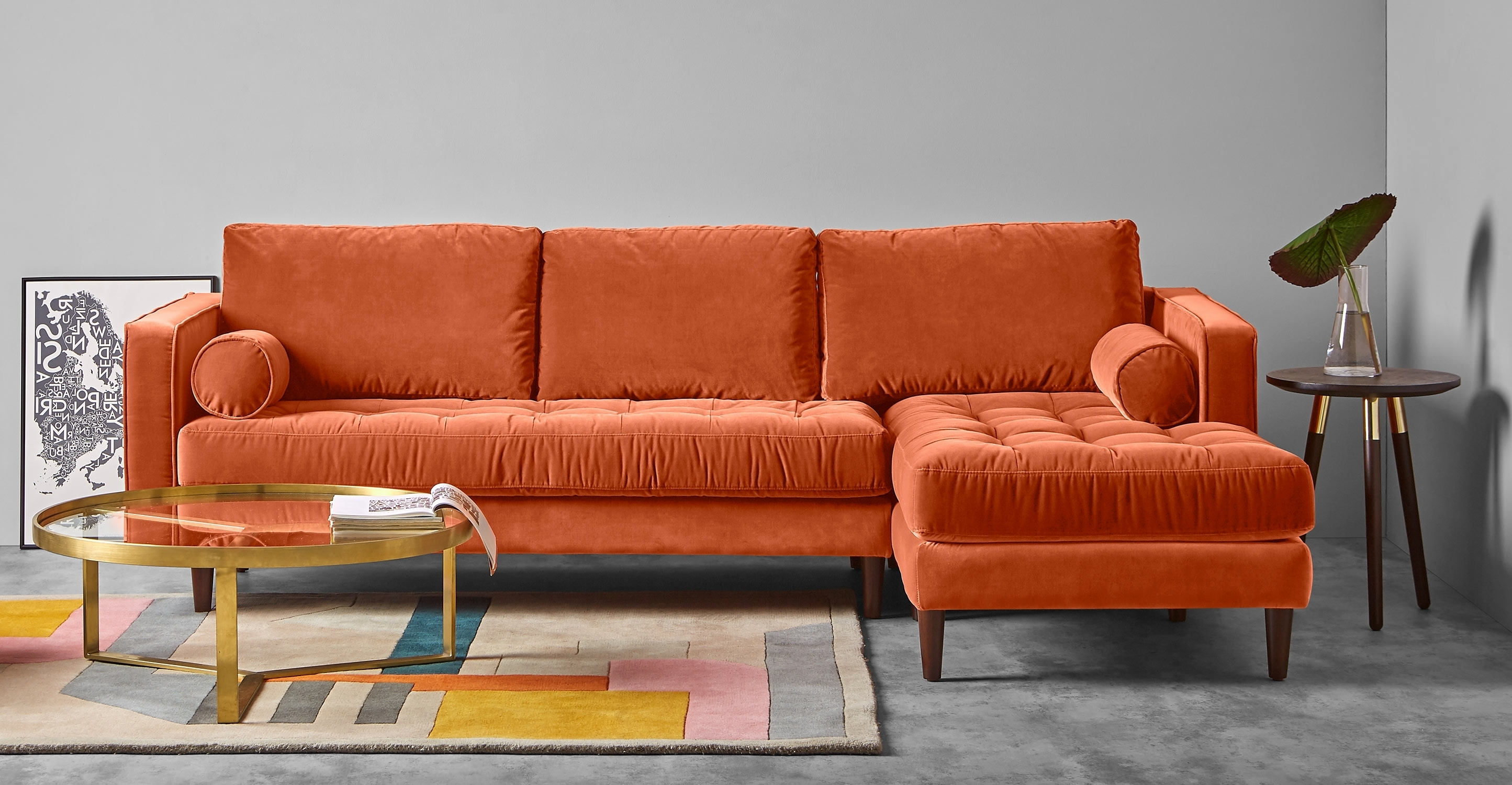 Leather Sectional Sofas Orange County Ca | Ezhandui Throughout Orange County Ca Sectional Sofas (View 6 of 10)