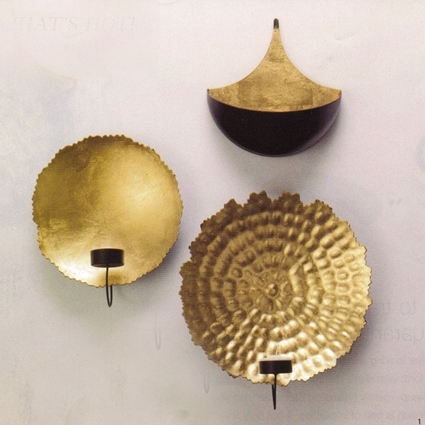 Libastyle: Decor Objects – Home Accents – Vagabond Vintage Within Gold Wall Accents (View 7 of 15)