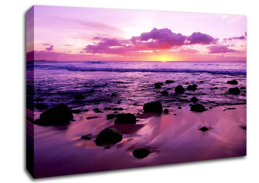 Lilac Canvas Art | Wallartdirect.co (View 7 of 15)