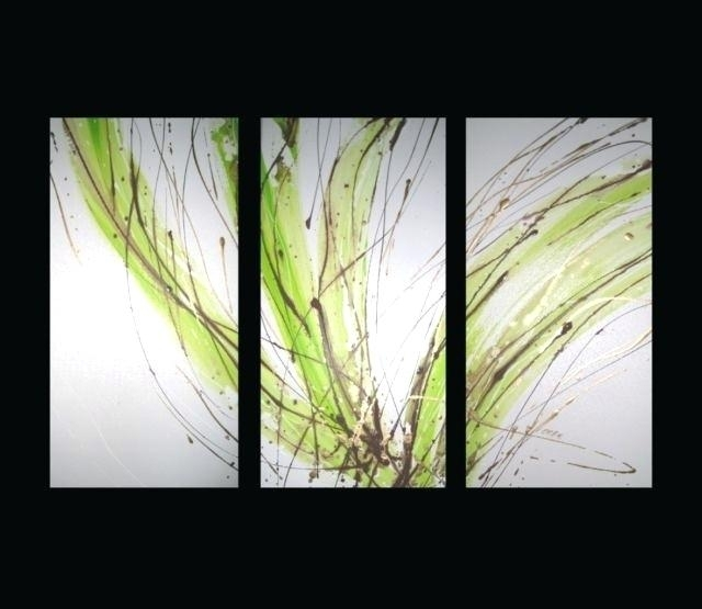 Lime Green Wall Art Olive Lime Green Bathroom Wall Art Bathroom Pertaining To Olive Green Abstract Wall Art (View 5 of 15)