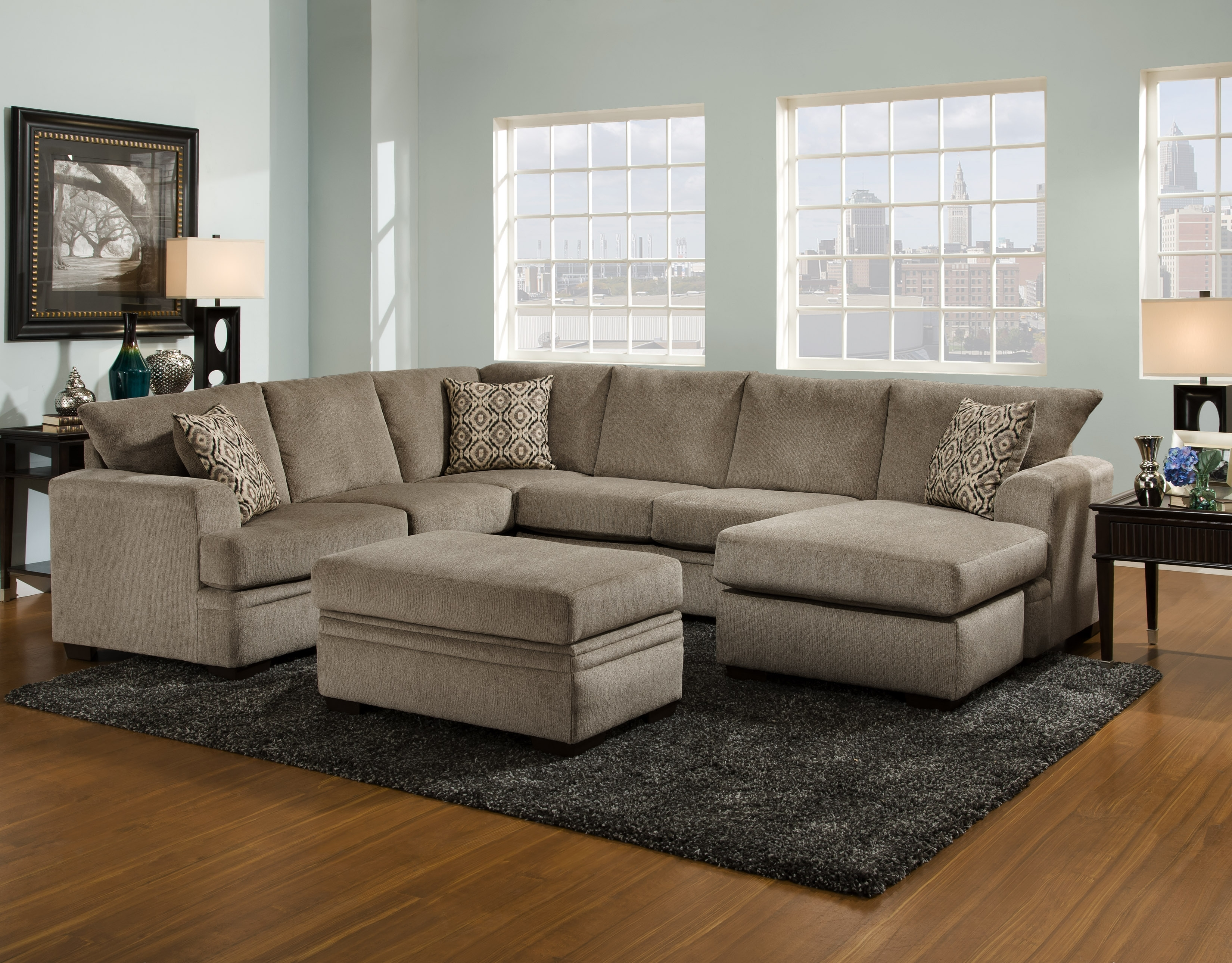 Featured Photo of Janesville Wi Sectional Sofas