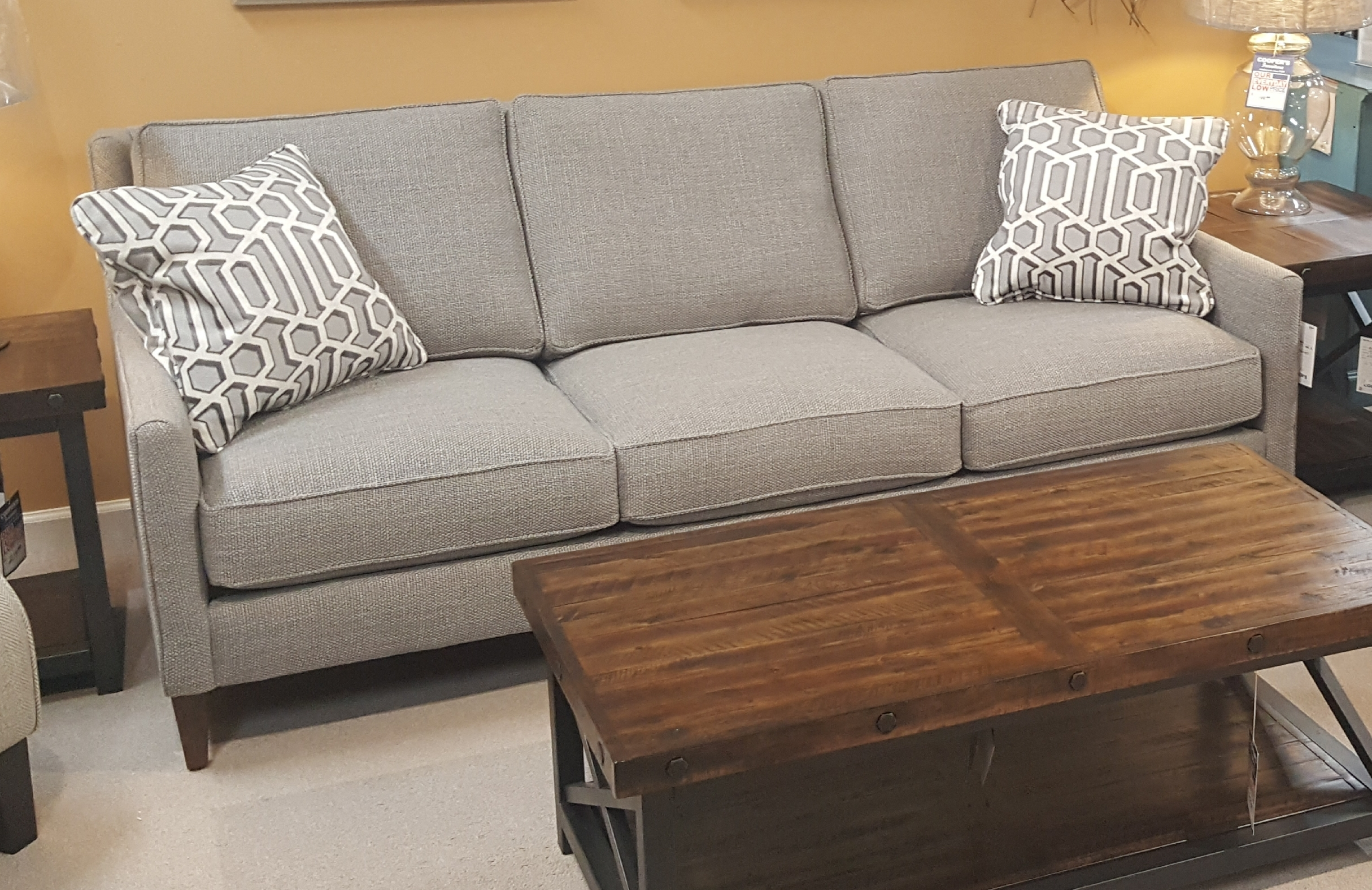 Living Room Furniture Cary Nc | Sofas, Recliners, Sectionals Regarding Durham Region Sectional Sofas (Image 4 of 10)
