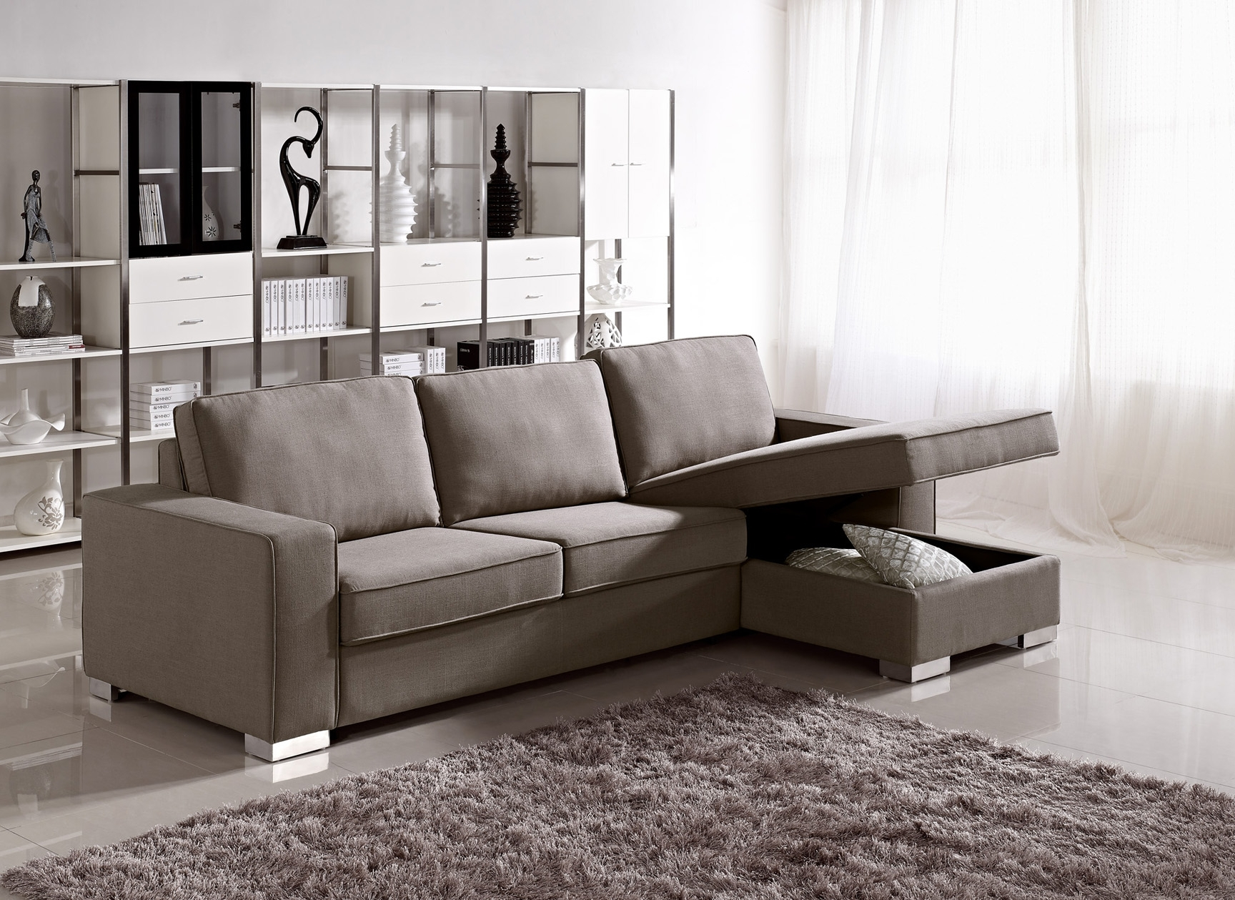 Living Room Furniture Storage Modular Sofa With Thesofa Modern Nice Intended For Nyc Sectional Sofas (Image 4 of 10)