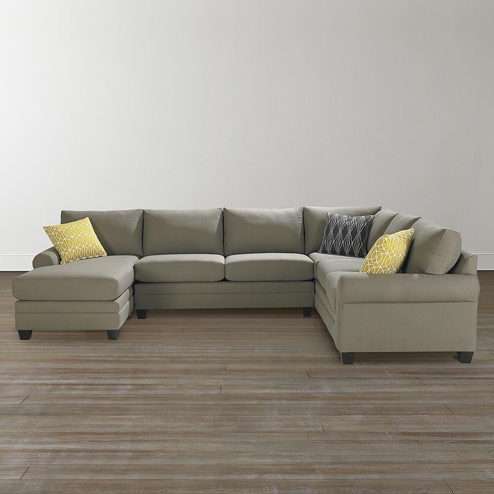 Living Room: Modern U Shaped Sectional Sofa For Living Room Pertaining To Modern U Shaped Sectional Sofas (View 4 of 10)