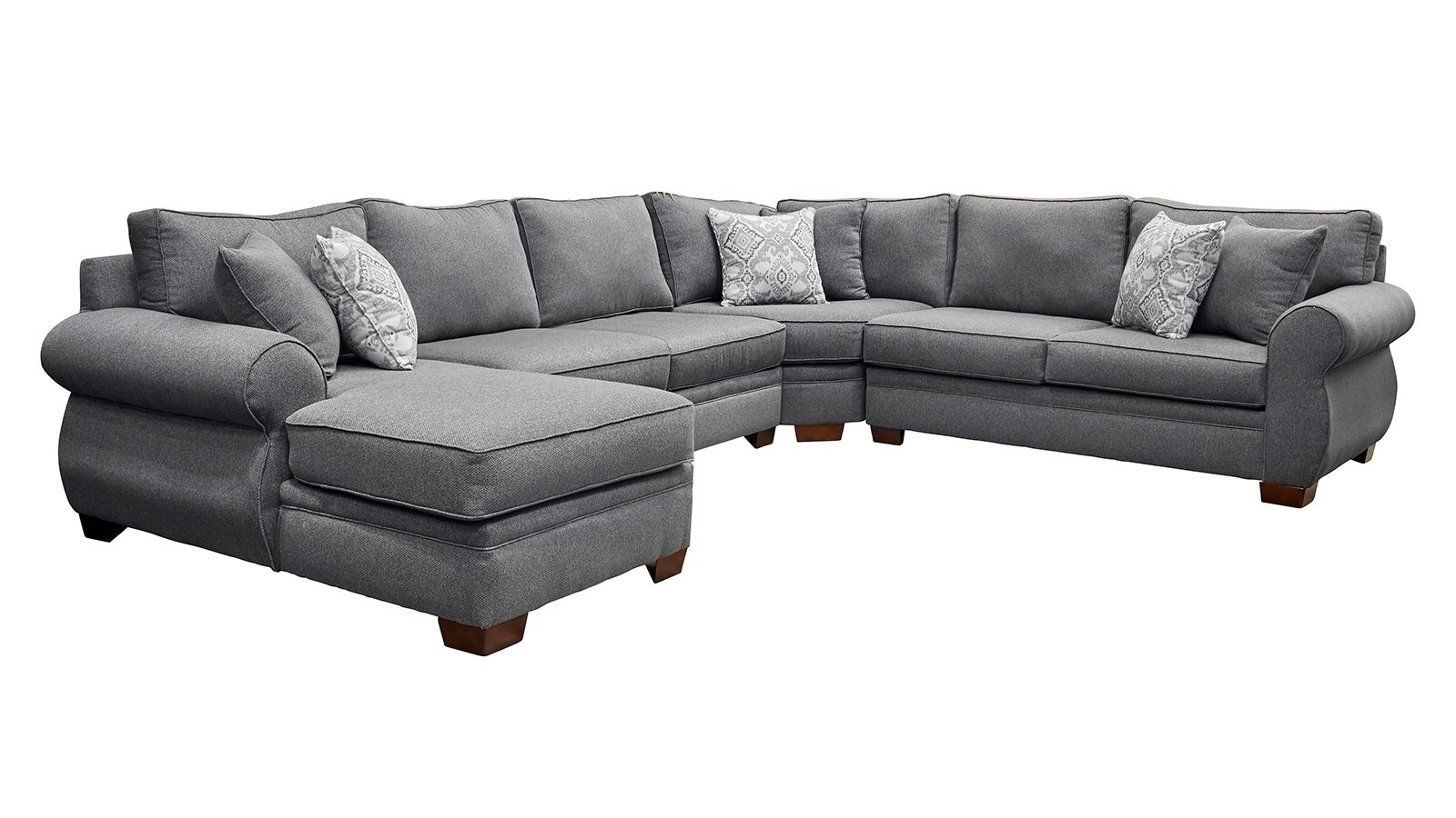 Living Room Sectionals | Gallery Furniture With Regard To El Paso Texas Sectional Sofas (View 7 of 10)